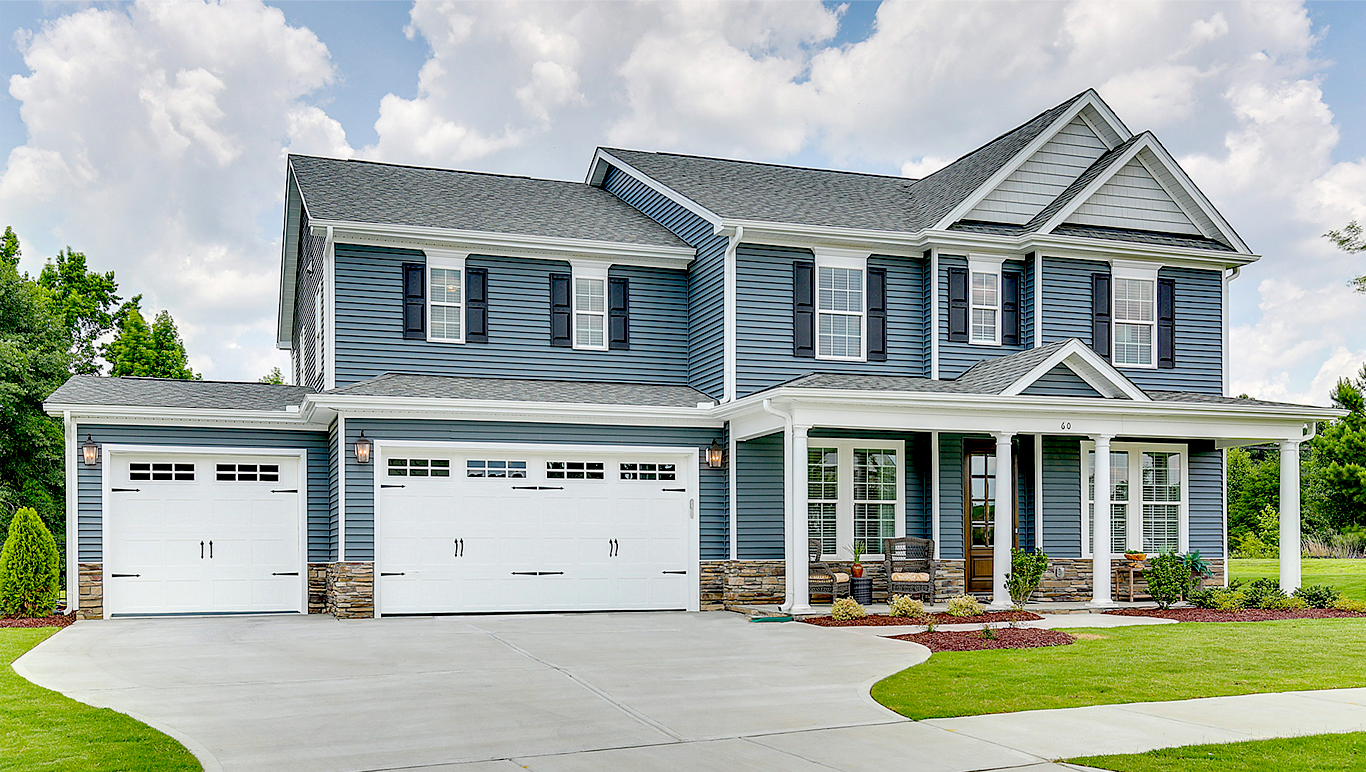The Sierra New Home in Suffolk, VA | Kingfisher Pointe from Chesapeake Homes
